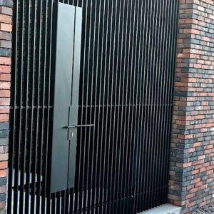 Решетка для двери сварная РДC - 002
